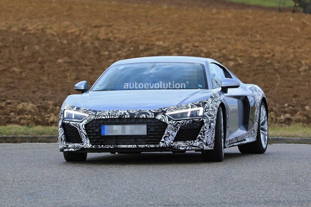 2021 Audi R8 LMXs Price