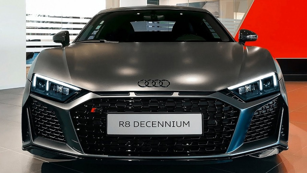 2021 Audi R8 Pictures