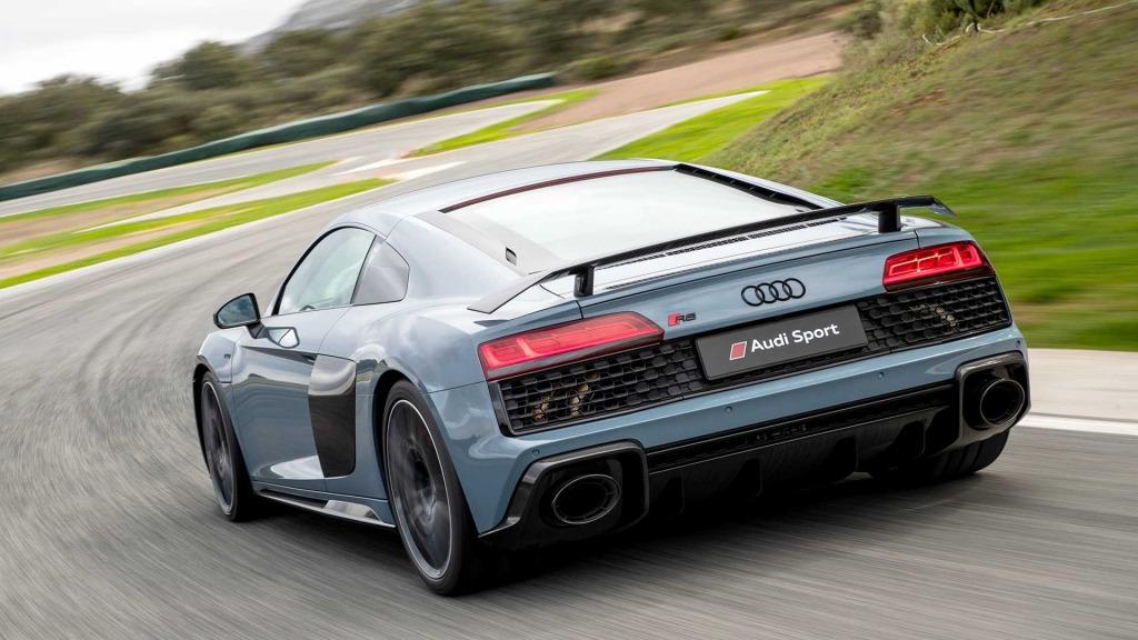 2021 Audi R8 Redesign