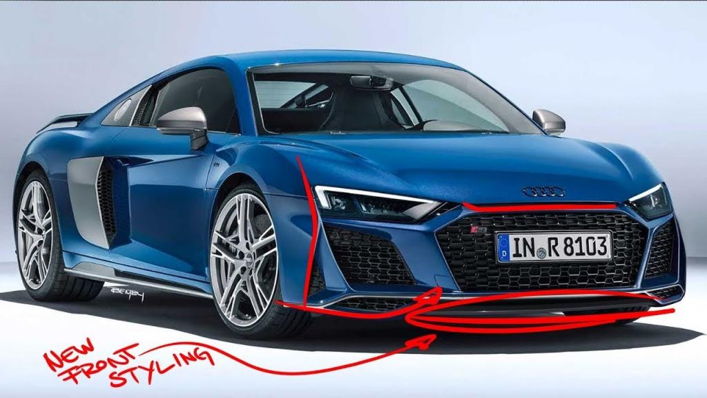 2021 Audi R8 Wallpaper