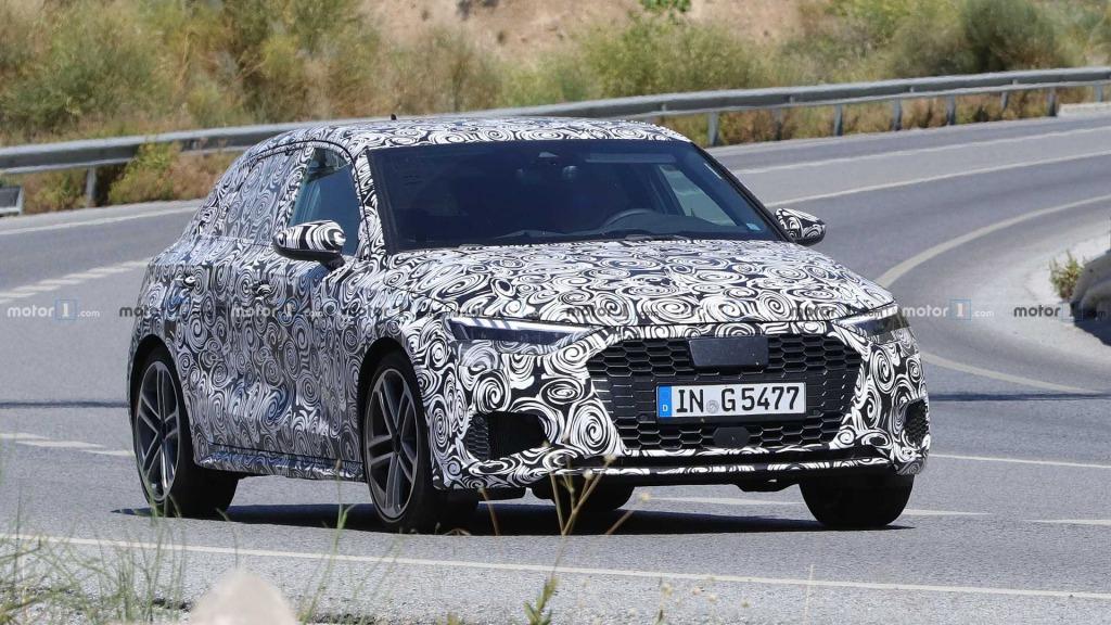 2021 Audi RS3 Concept