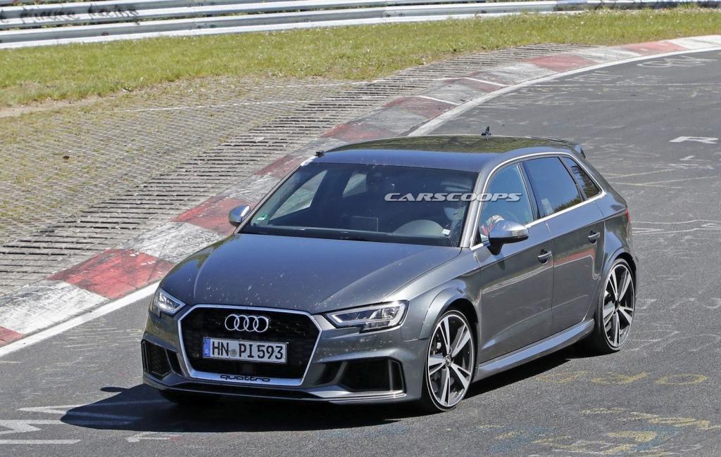 2021 Audi RS3 Images
