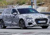 2021 Audi RS3 Spy Shots