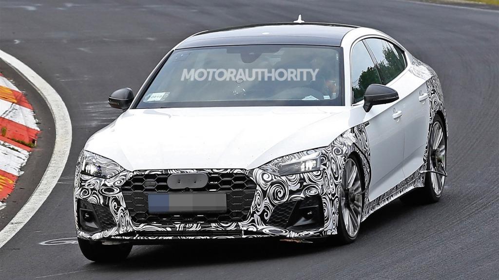 2021 Audi Rs5 Drivetrain
