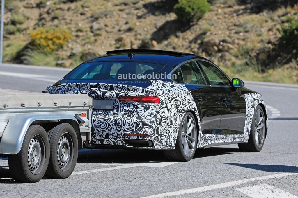 2021 Audi Rs5 Specs