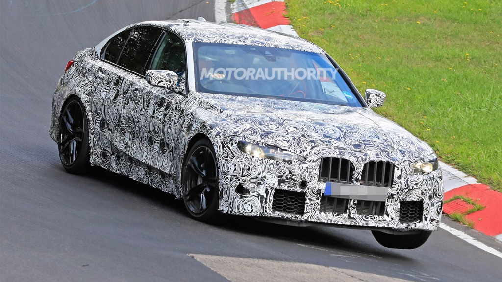 2021 BMW M5 Xdrive Awd Images