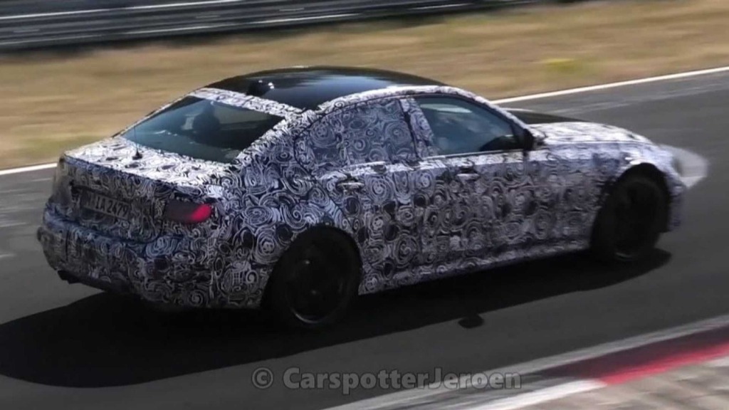 2021 BMW M5 Xdrive Awd Powertrain