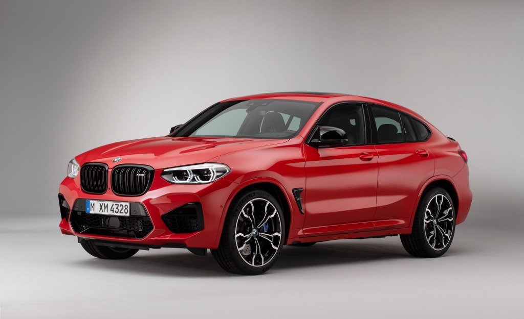 2021 BMW X4 Images