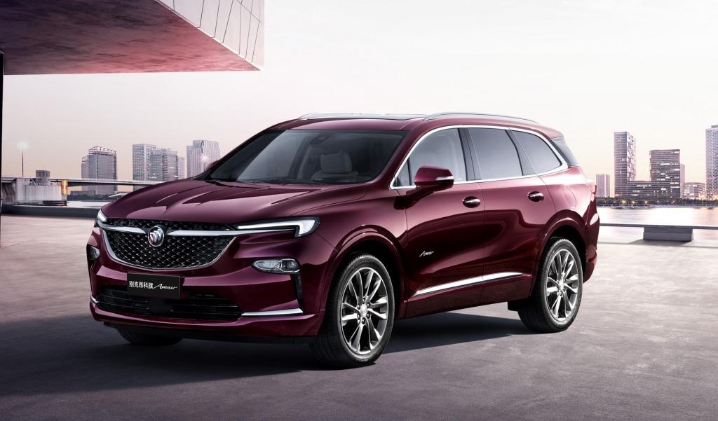 2021 Buick Enclave Concept