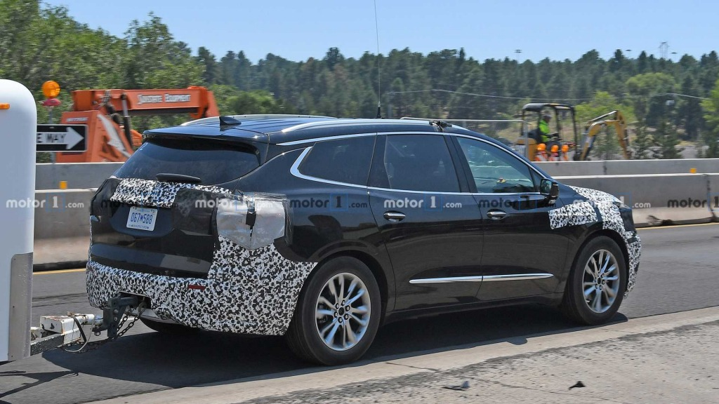 2021 Buick Enclave Images