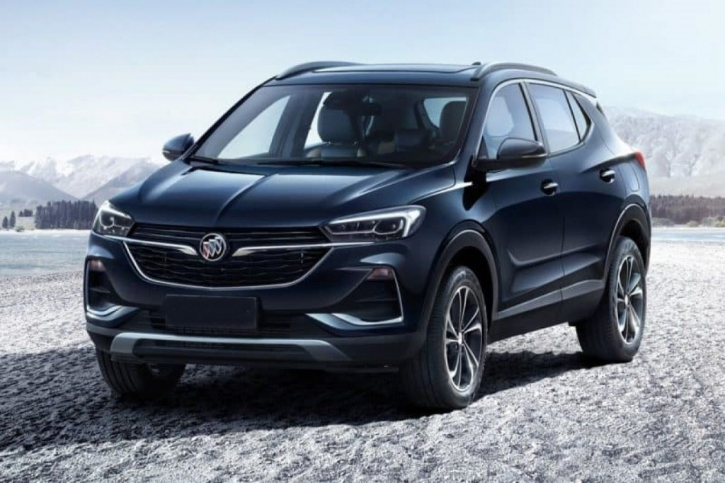 2021 Buick Envision Pictures