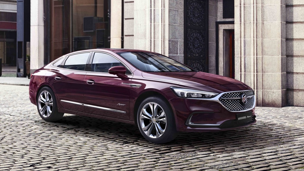 2021 Buick LaCrosses Exterior