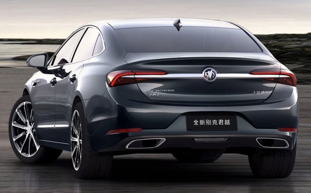 2021 Buick LaCrosses Release Date