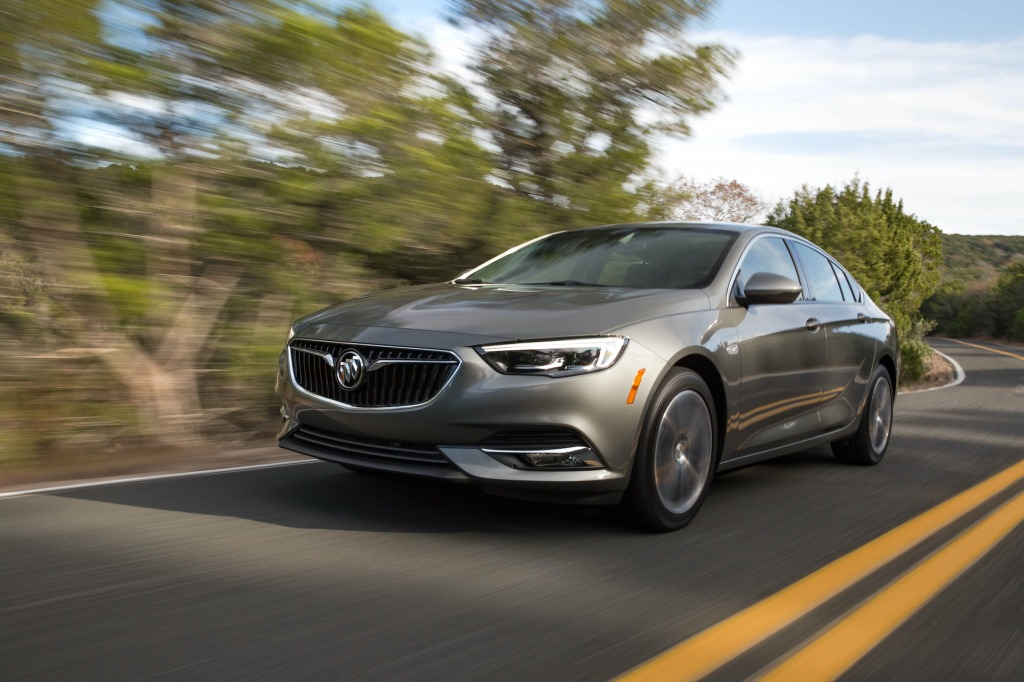 2021 Buick Regal Engine