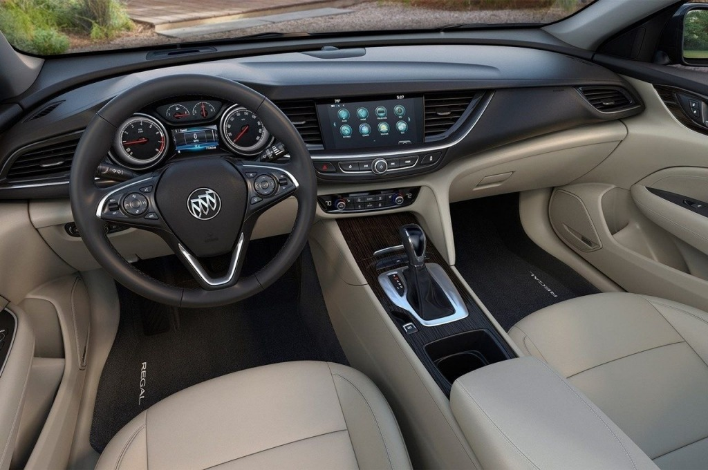 2021 Buick Regal Price