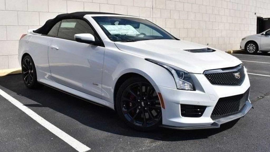 2021 Cadillac ATSV Coupe Concept
