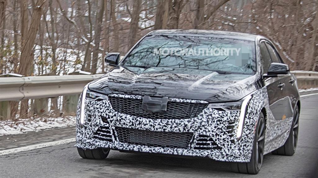 2021 Cadillac ATSV Coupe Exterior