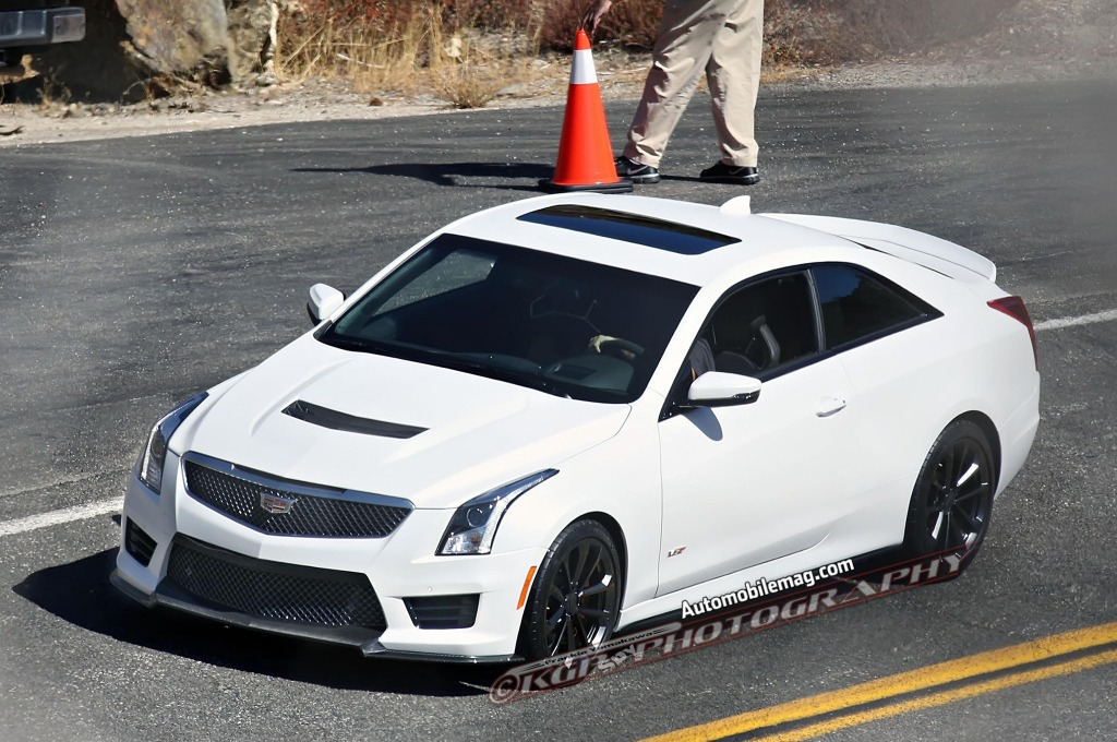 2021 Cadillac ATSV Coupe Images