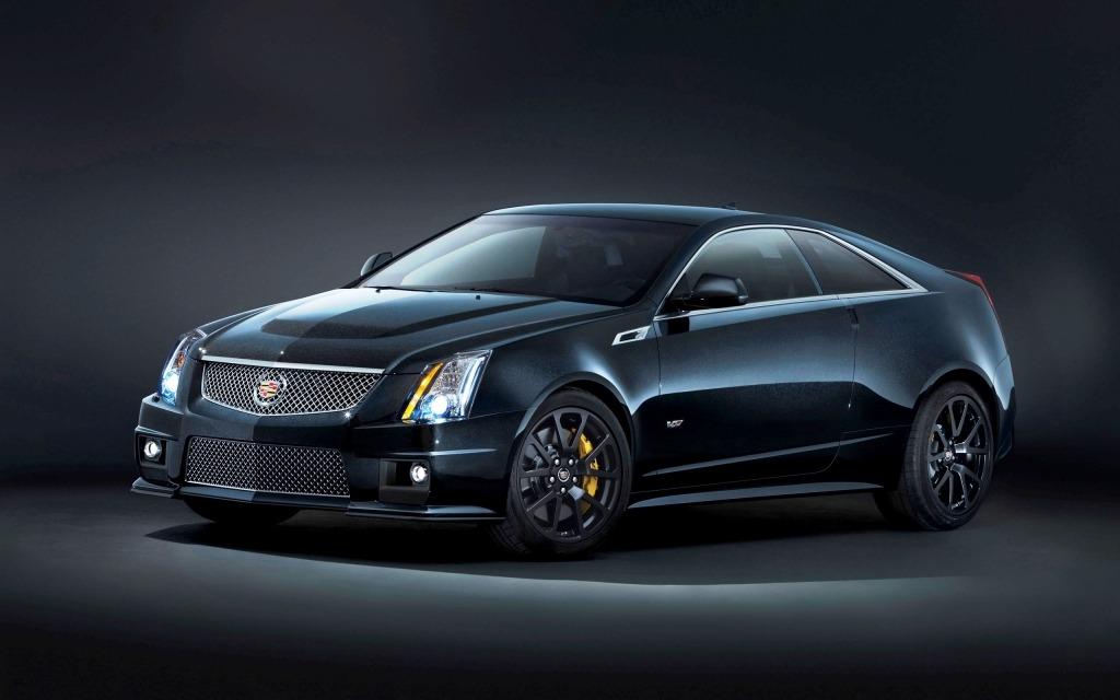 2021 Cadillac ATSV Coupe Wallpapers