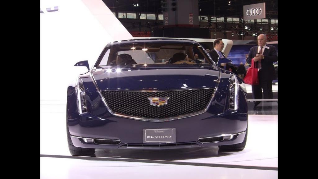 2021 Cadillac Eldorado Redesign