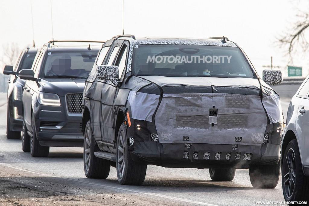 2021 Cadillac Escalade Concept