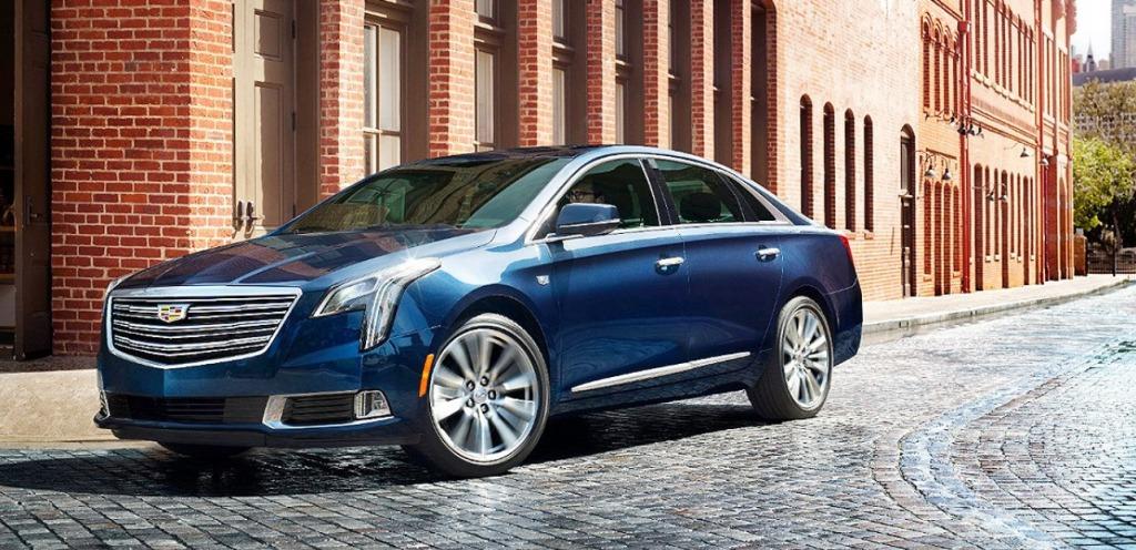 2021 Cadillac LTS Concept