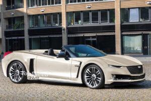 2021 Cadillac LTS Drivetrain