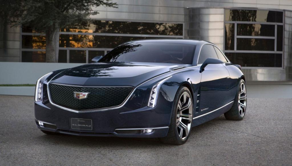 2021 Cadillac LTS Price