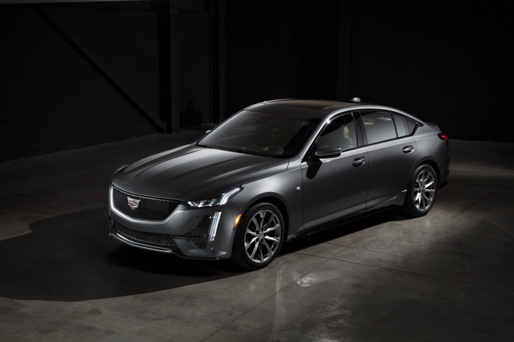 2021 Cadillac LTS Spy Shots