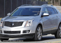 2021 Cadillac SRXSpy Photos Release date
