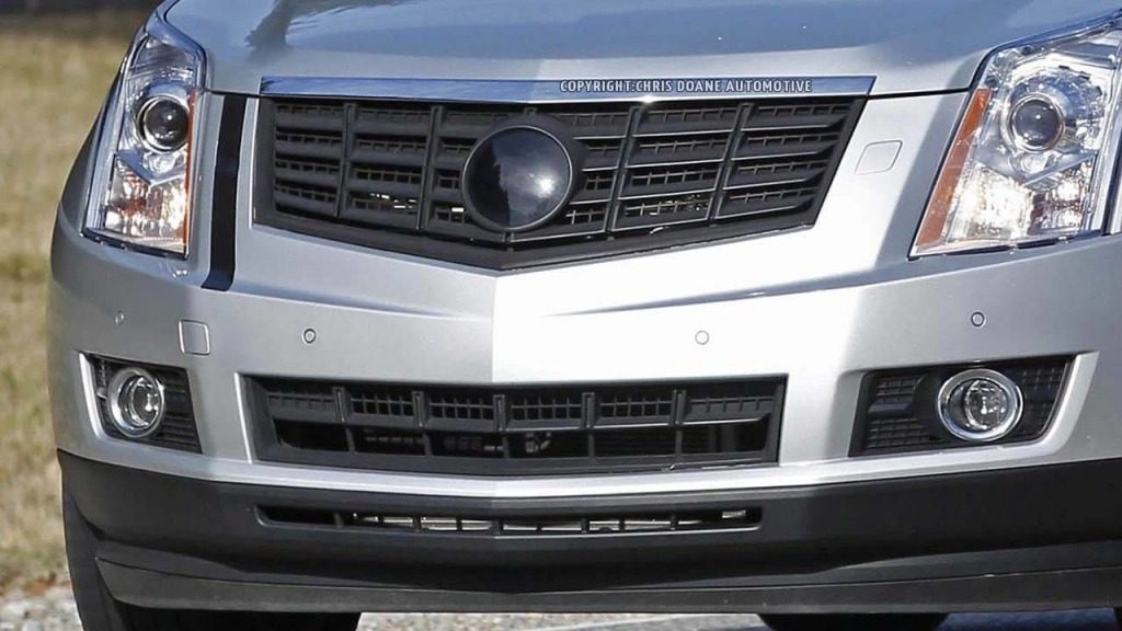 2021 Cadillac SRXSpy Photos Release Date, , Pictures ...