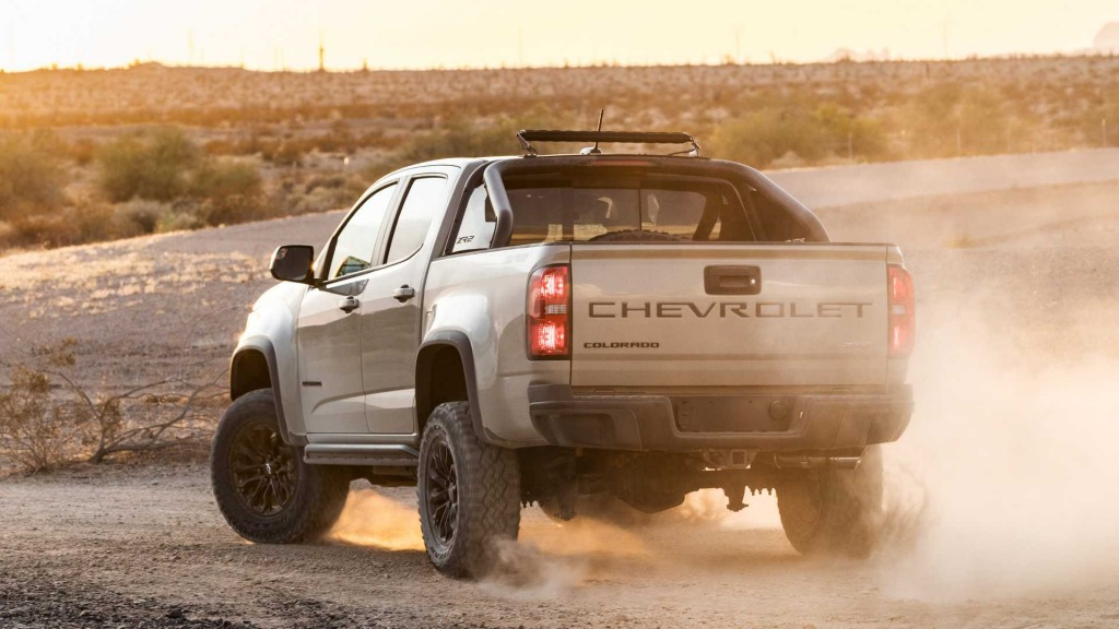 2021 Chevrolet Colorado Price