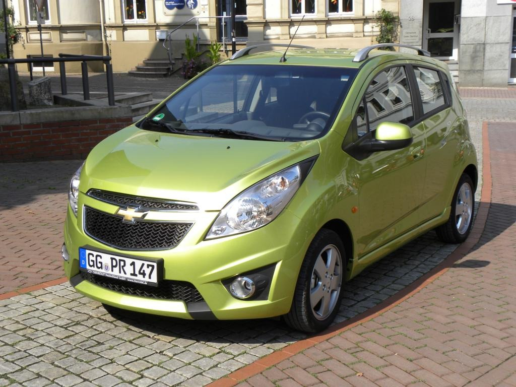 2021 Chevrolet Spark Pictures