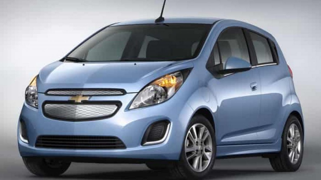 2021 Chevrolet Spark Specs