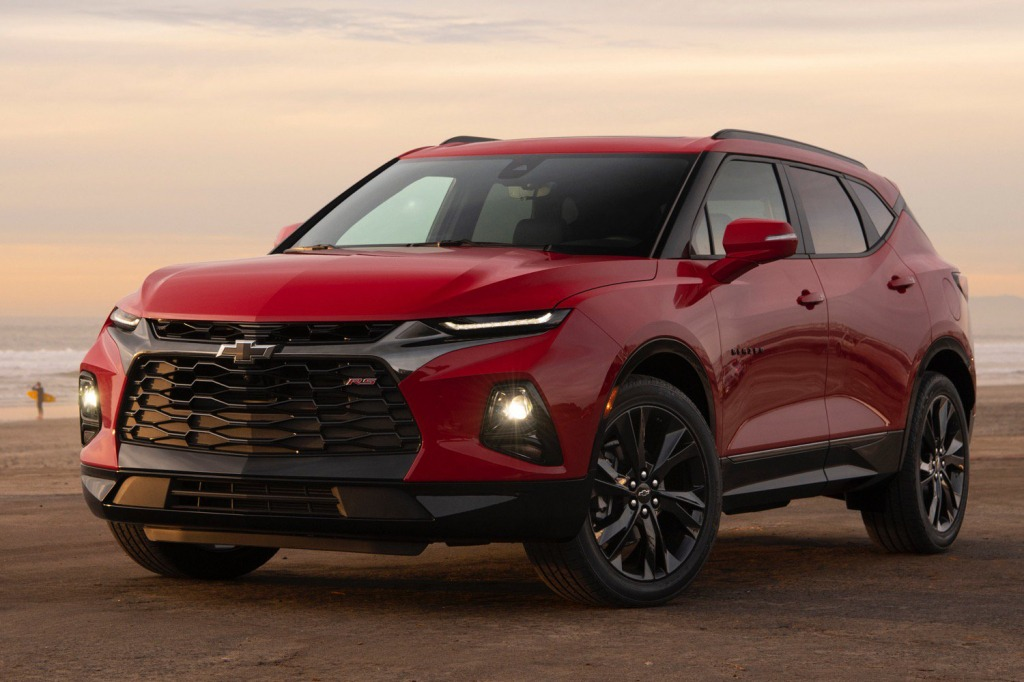 2021 Chevy Blazer K5 Price
