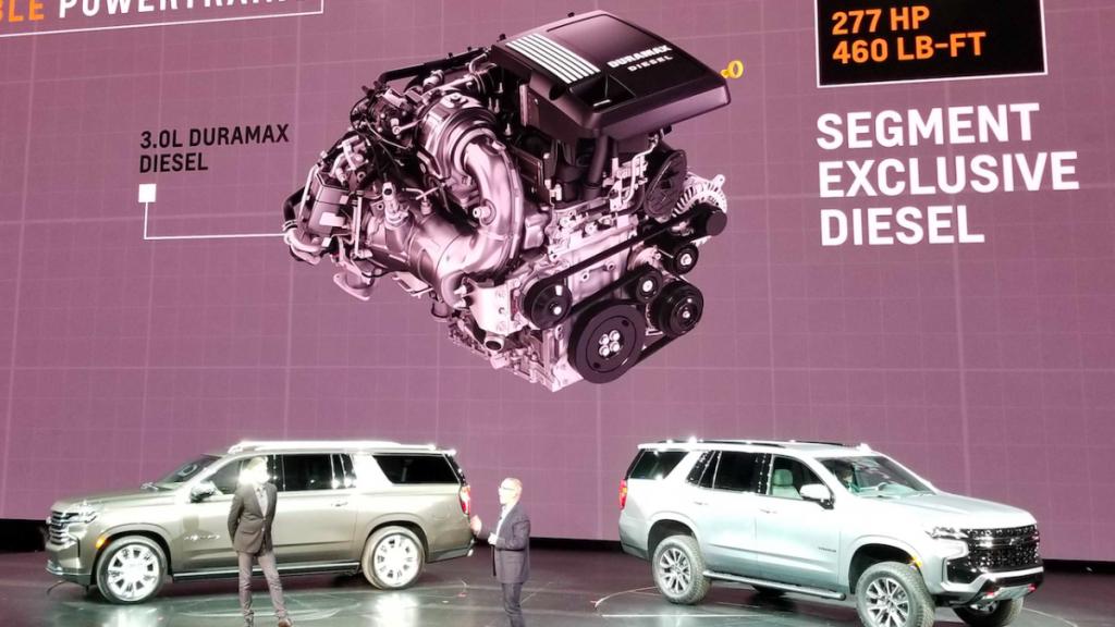 2021 Chevy Duramax Price