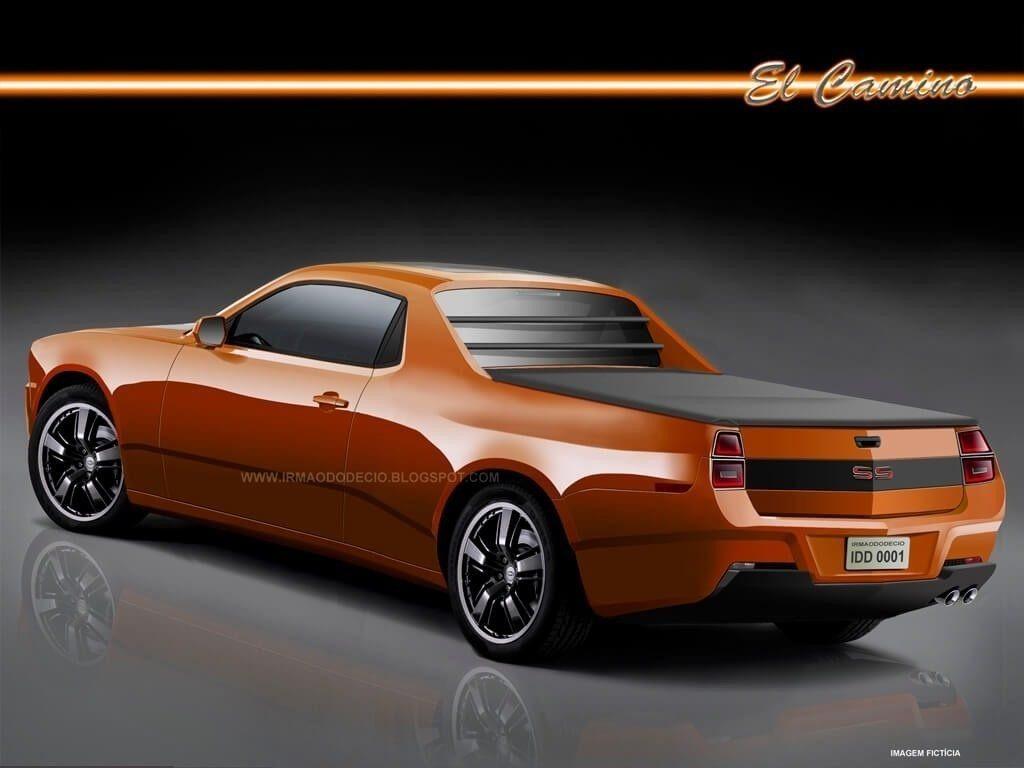 2021 Chevy El Camino Ss Powertrain