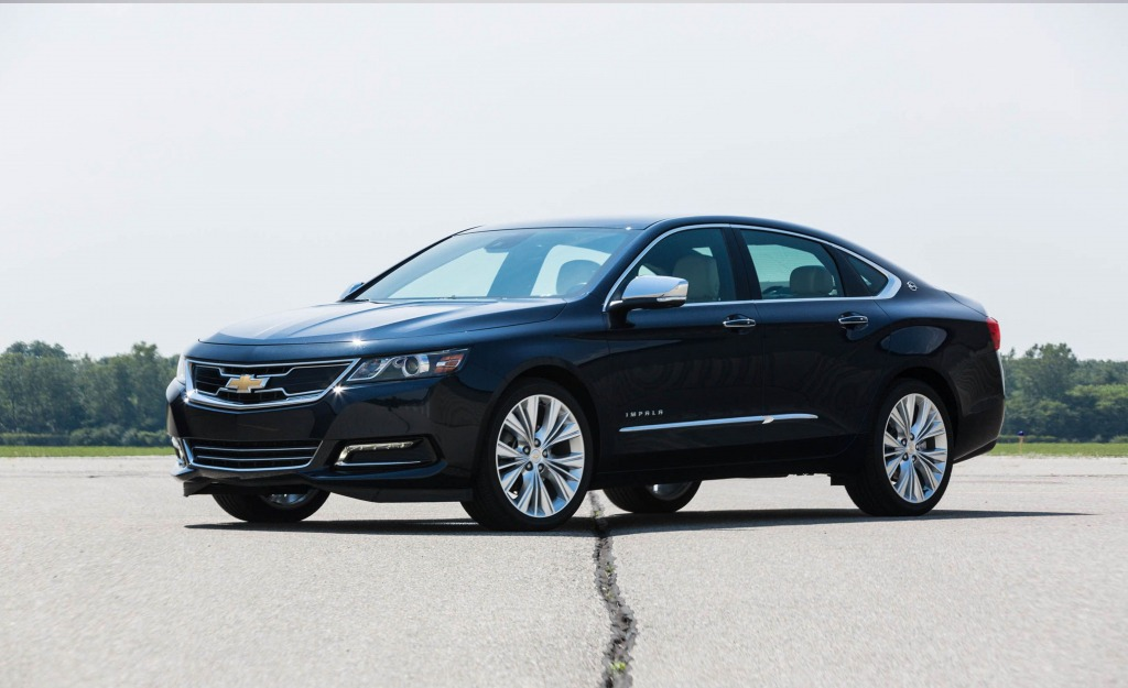 2021 Chevy Impala SS Release Date