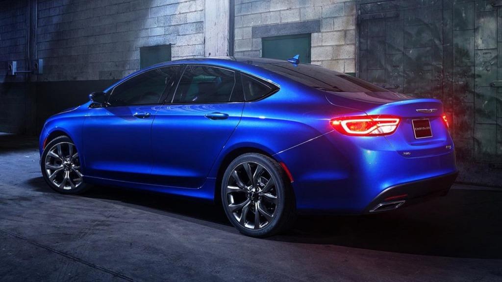 2021 Chrysler 100 Exterior