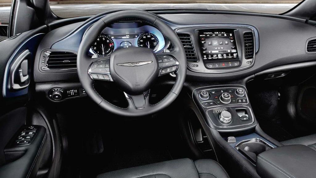 2021 Chrysler 100 Interior