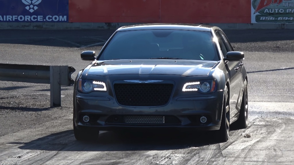 2021 Chrysler 300 Srt 8 Release Date