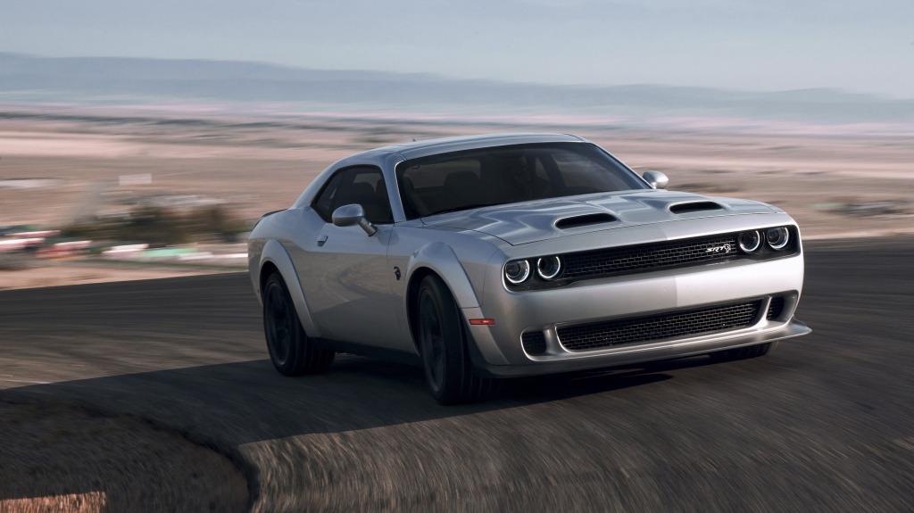 2021 Dodge Barracuda Images