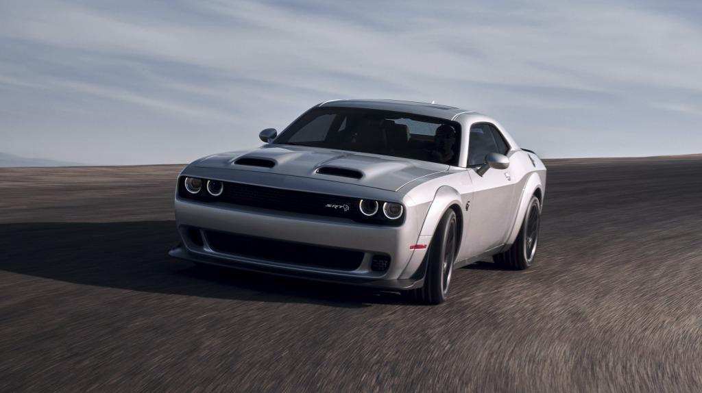 2021 Dodge Challenger Hellcat Engine