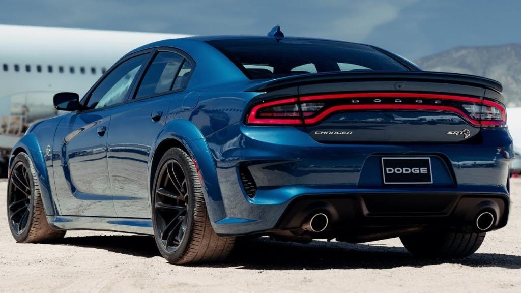 2021 Dodge Challenger Hellcat Redesign