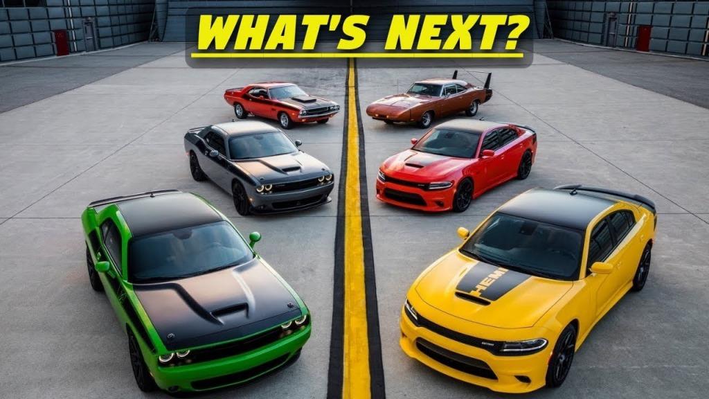 2021 Dodge Challenger Hellcat Wallpapers