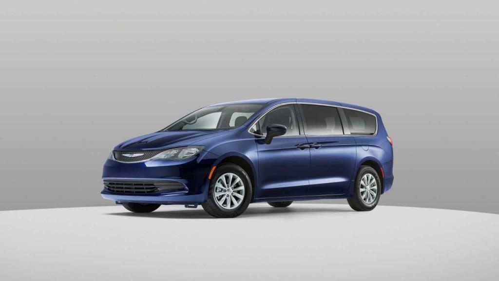 2021 Dodge Grand Caravan Specs