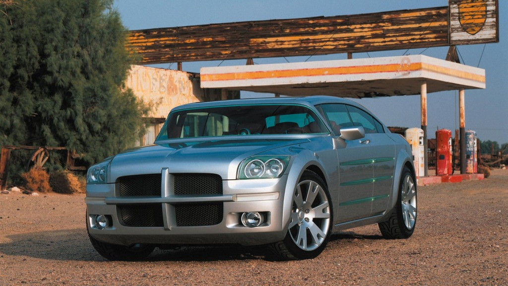 2021 Dodge Magnum Spy Shots