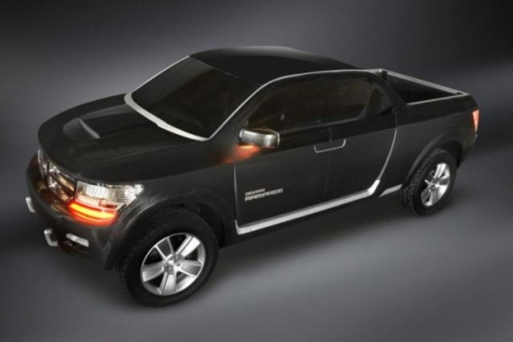 2021 Dodge Rampage Images