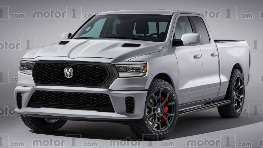 2021 Dodge Rampage Wallpapers