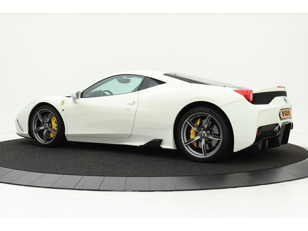 2021 Ferrari 458 Drivetrain